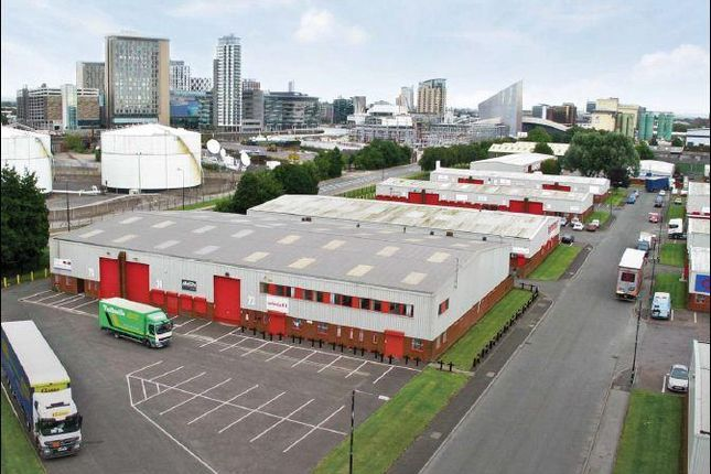Thumbnail Light industrial to let in Westbrook Park, Trafford Park Road, Trafford Park, Manchester, Greater Manchester
