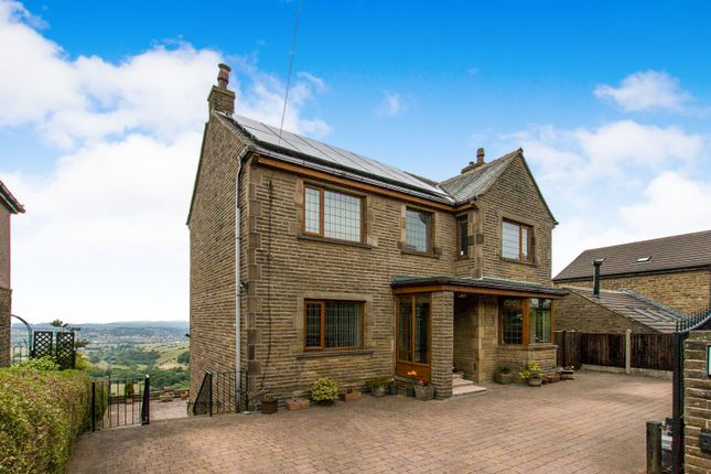 Thumbnail Detached house for sale in Thornton Road, Queensbury, Bradford