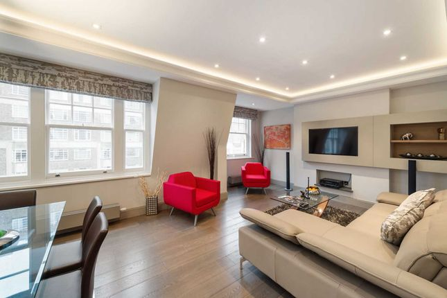 Thumbnail Flat for sale in Brown Street, London