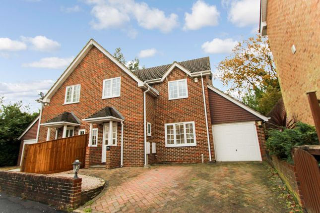 Semi-detached house for sale in Vermont Close, Bassett, Southampton