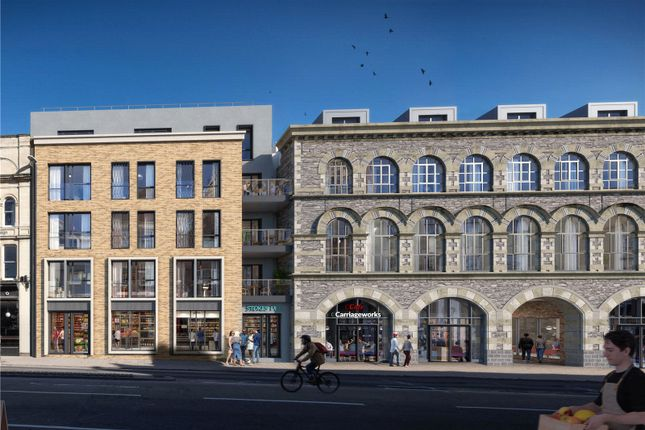 Studio for sale in The Carriageworks, Stokes Croft, Bristol BS1
