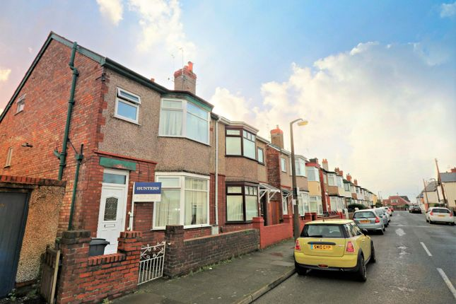 Thumbnail Semi-detached house for sale in Daresbury Road, Wallasey