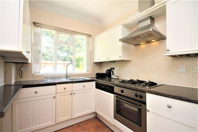 Kitchen of Manor Gardens, London W3