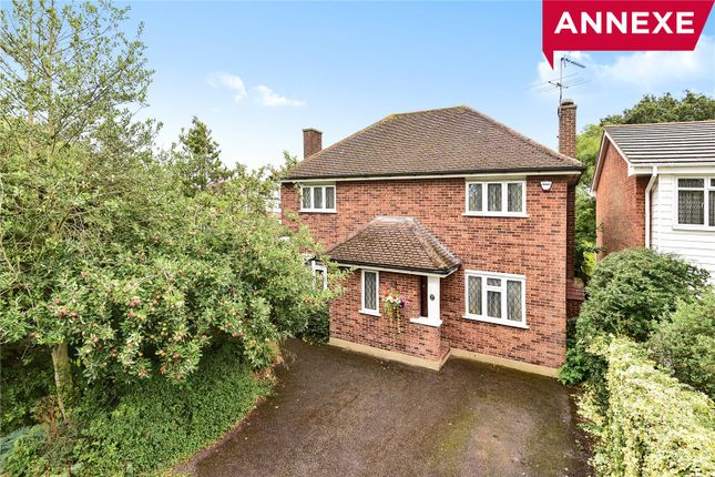 Thumbnail Detached house for sale in Wallasey Crescent, Ickenham, Middlesex