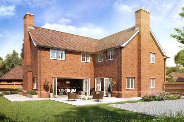 Thumbnail Detached house for sale in Crown Gardens, Crown Lane, Farnham Royal
