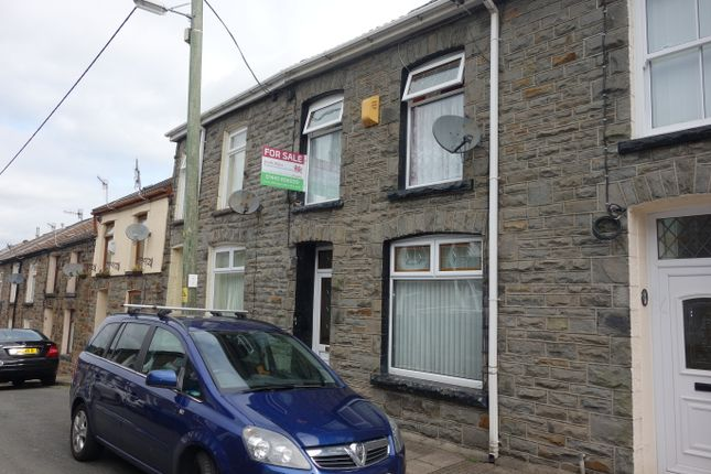 Thumbnail Terraced house for sale in 32 Prospect Place Treorchy, Rhondda