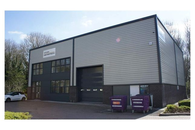 Thumbnail Light industrial to let in Unit 18 Woodside, Swindon