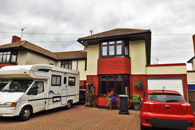 Thumbnail Semi-detached house for sale in Rayleigh Road, Eastwood, Leigh-On-Sea