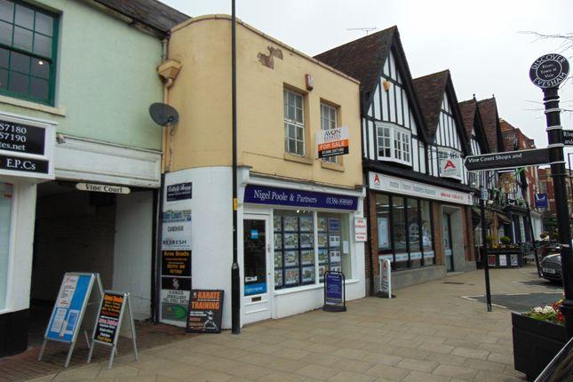 Thumbnail Flat for sale in Vine Street, Evesham