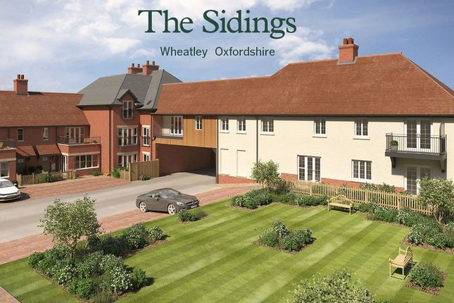 Thumbnail Property for sale in Old Road, Wheatley, Oxford
