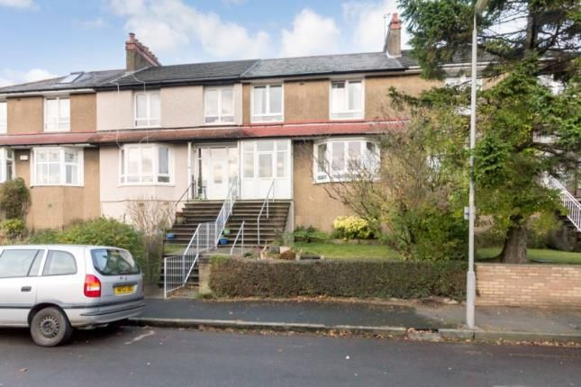 Thumbnail Terraced house for sale in Manchester Drive, Kelvindale, Glasgow