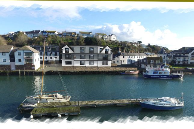 Thumbnail Semi-detached house for sale in The Boatyard, Embankment Road, Kingsbridge, Devon
