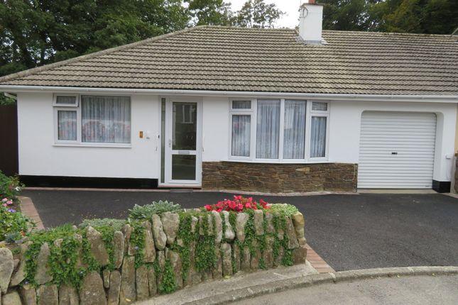 Thumbnail Semi-detached house for sale in Pendrea Close, Gulval, Penzance