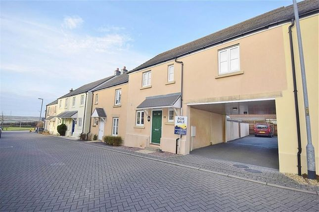 Thumbnail Terraced house for sale in Weeks Rise, Camelford