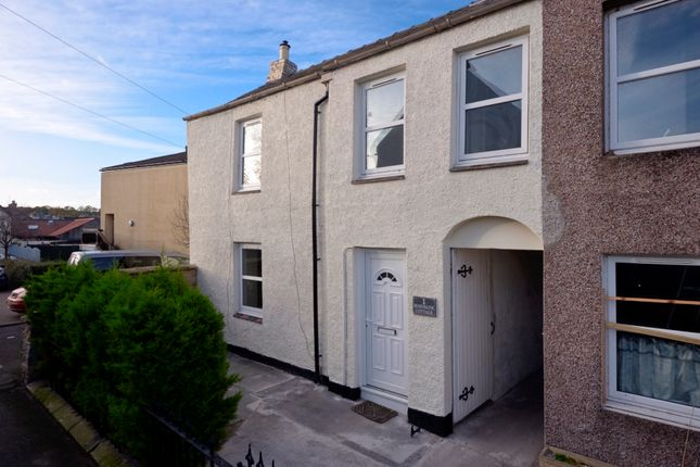 Thumbnail End terrace house for sale in Tweed Road, Coldstream