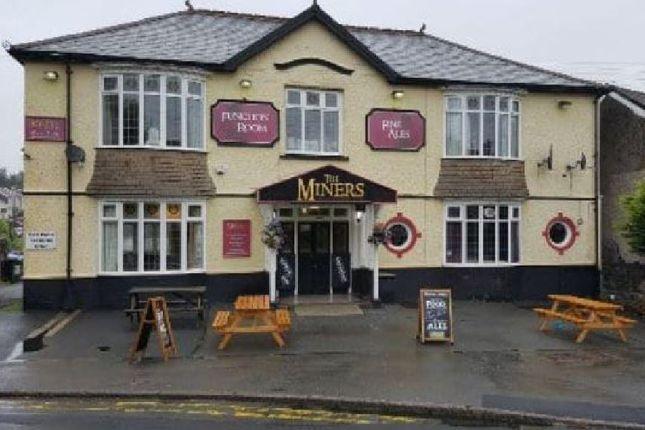 Thumbnail Pub/bar for sale in Skewen, Neath