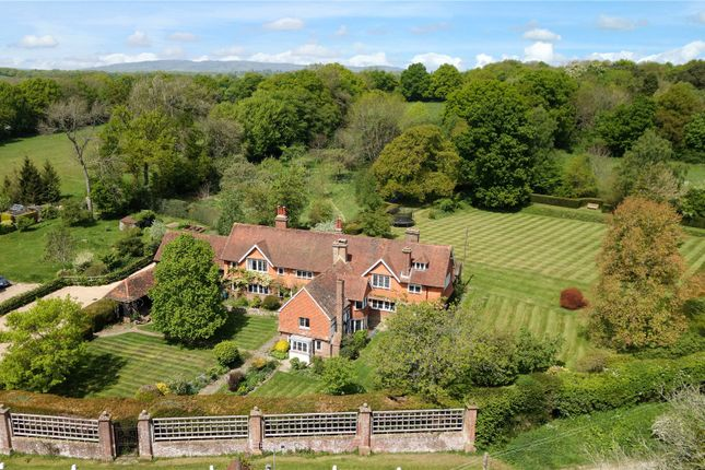 Thumbnail Detached house for sale in Friday Street, Rusper, Horsham, West Sussex