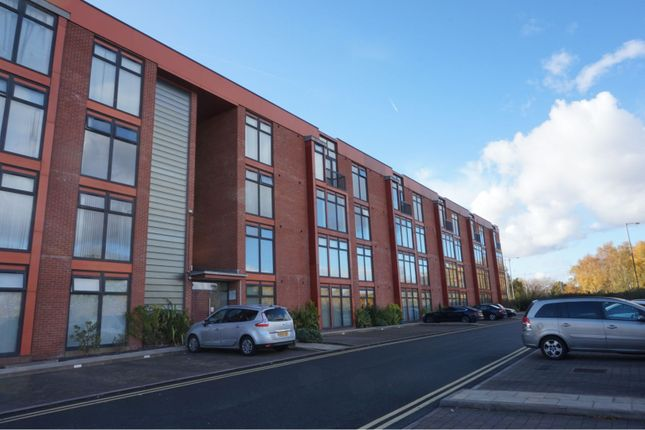 Thumbnail Flat to rent in 2 Lauriston Close, Manchester