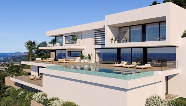 Thumbnail Villa for sale in Spain, Valencia, Alicante, Benitachell