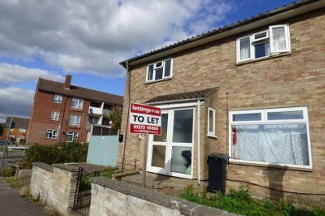 Thumbnail Flat to rent in Lambrok Road, Trowbridge, Wiltshire