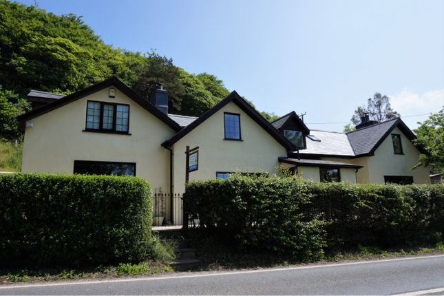 Thumbnail Detached house for sale in Capel Dewi, Aberystwyth