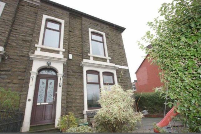 Thumbnail End terrace house for sale in Richmond Terrace, Darwen