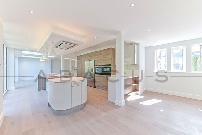 Thumbnail Flat for sale in Coverdale Road, Willesden Green
