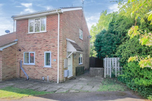2 bed link-detached house for sale in Somerville, Werrington, Peterborough PE4