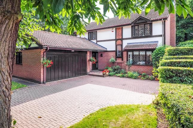 Thumbnail Detached house for sale in Holly Court, Bramcote, Nottingham, Nottinghamshire