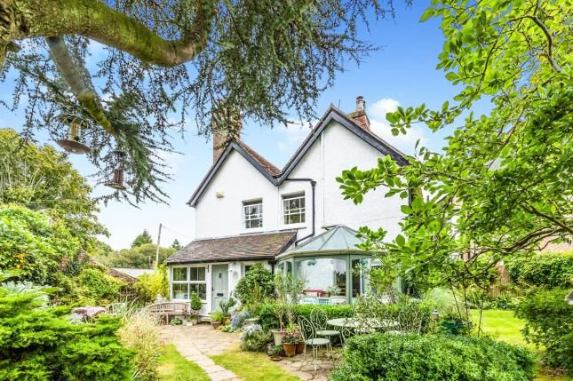 Thumbnail Semi-detached house for sale in Heathfield Road, Burwash Common, Etchingham, East Sussex