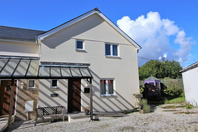 3 bed semi-detached house for sale in The Old Smithy, Fore Street, Cornwood, Ivybridge, Devon