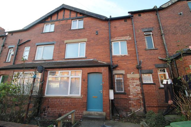 Thumbnail Shared accommodation to rent in Hessle Road, Hyde Park, Leeds