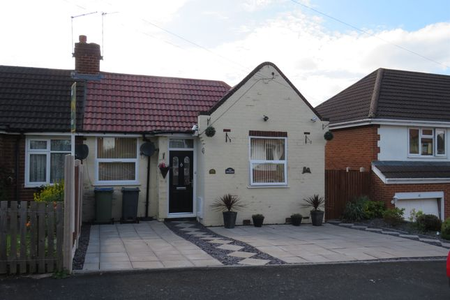 Thumbnail Semi-detached bungalow for sale in Trinder Road, Bearwood, Smethwick