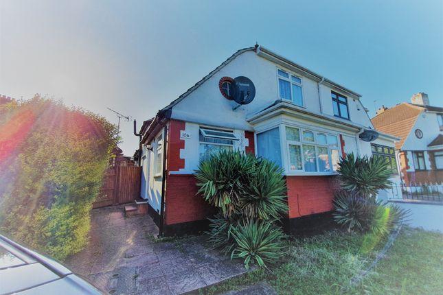 Thumbnail Semi-detached house for sale in Mollison Way, Edgware