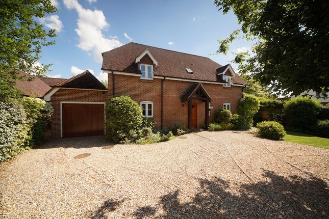 Thumbnail Detached house for sale in The Street, Rotherwick, Hook