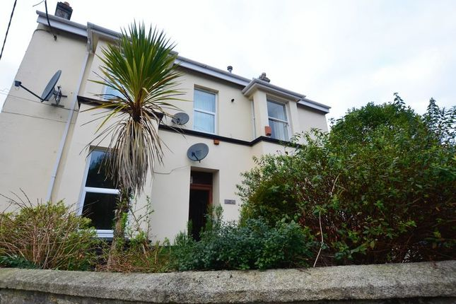 Thumbnail Flat to rent in Castle Street, Bodmin