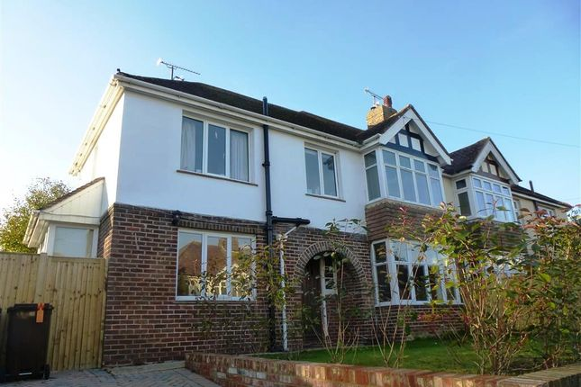 Thumbnail Semi-detached house for sale in Pevensey Park Road, Westham, Pevensey