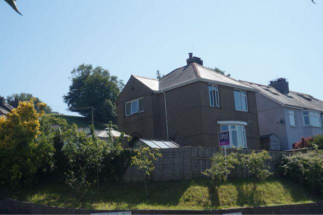 Thumbnail Detached house for sale in Broomborough Drive, Totnes