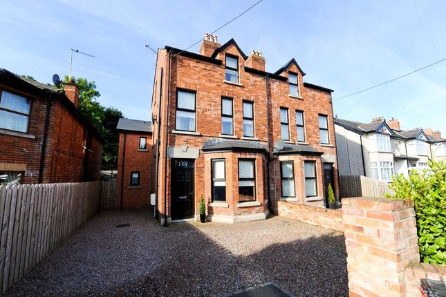 Thumbnail Semi-detached house for sale in Comber Road, Dundonald, Belfast