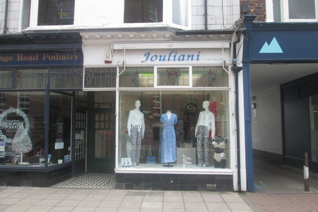 Thumbnail Retail premises to let in Grange Road, Darlington