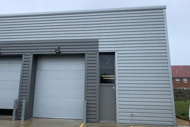 Thumbnail Industrial to let in Furniss Business Centre, Unit 1, Furniss Business Centre, Hayling Island