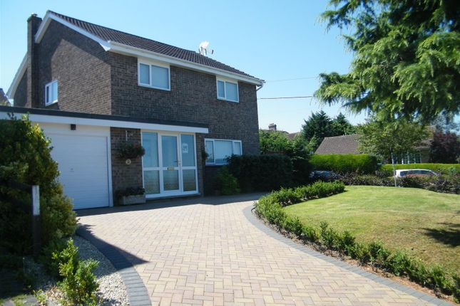 Thumbnail Detached house for sale in Middle Lane, Cherhill, Calne