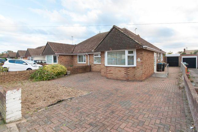 Thumbnail Semi-detached bungalow for sale in Kent Gardens, Birchington