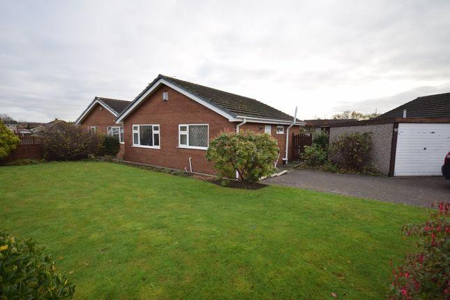 Thumbnail Detached bungalow for sale in Fairway, Normanton