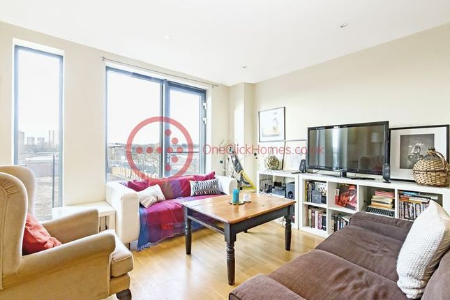 Thumbnail Flat to rent in Roach Road, London