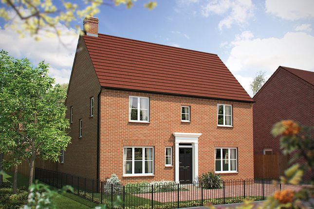 "Thumbnail Detached house for sale in ""The Ansell"" at Main Street, Tingewick, Buckingham"