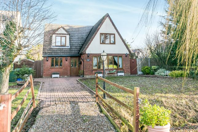Thumbnail Detached house for sale in Maldon Road, Latchingdon, Chelmsford