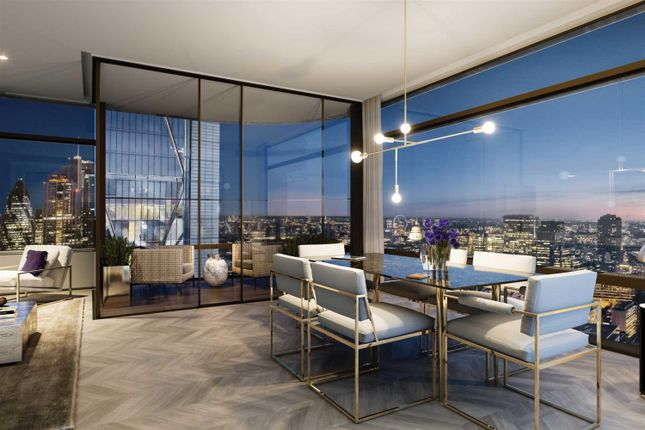 Thumbnail Flat for sale in Prinicpal Tower, Shoreditch