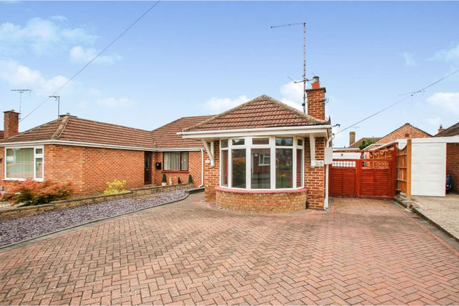 Thumbnail Bungalow for sale in Oxstalls Drive, Longlevens