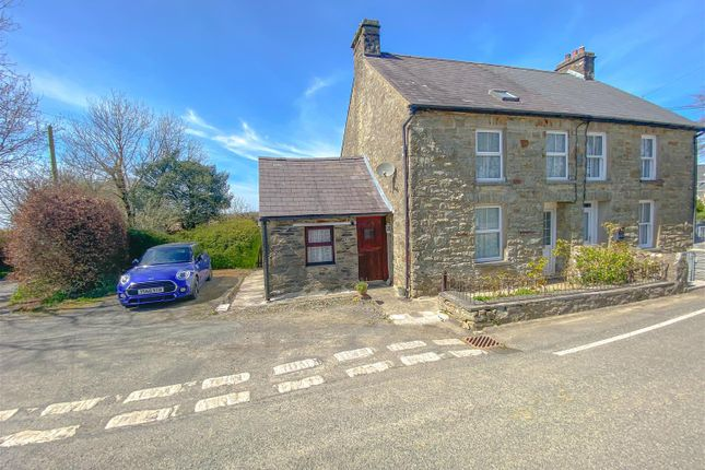 3 bed semi-detached house for sale in Brynhyfryd, Coed Y Bryn, Llandysul SA44